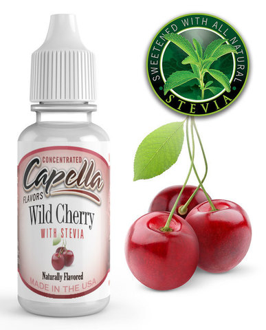 Ароматизатор Capella  Wild Cherry with Stevia