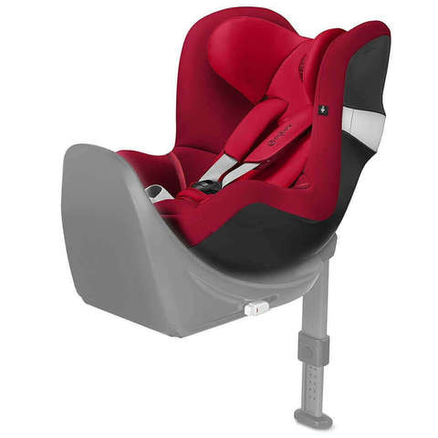 Автокресло Cybex Sirona M2 i-Size Rebel Red