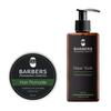 Помада для волосся Modeling Hair Pomade Medium Hold + Шампунь для чоловіків тонізуючий New York (1)