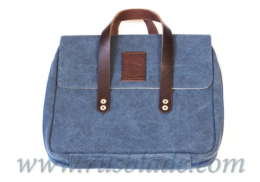 CUSTOM Knives Bag 18 Blue RB exclusive - фотография