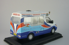 Mercedes Dimascio's Ice Cream Van Oxford 1:43