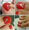 Металлизированные наклейки Arti nails Stiker цвет золото №6 купить за 100руб