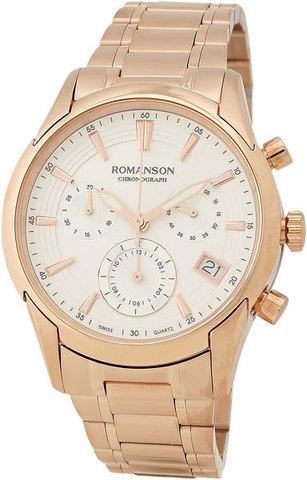 Наручные часы Romanson TM5A21HLR(WH)