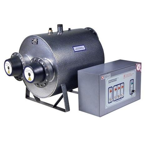 Котел электрический напольный ЭВАН ЭПО 120 - 120 кВт (380В, 4 ступени мощности - 30/30/30/30 кВт)