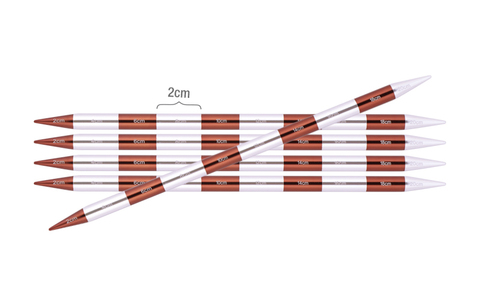 Чулочные спицы SmartStix Knitpro 20 см