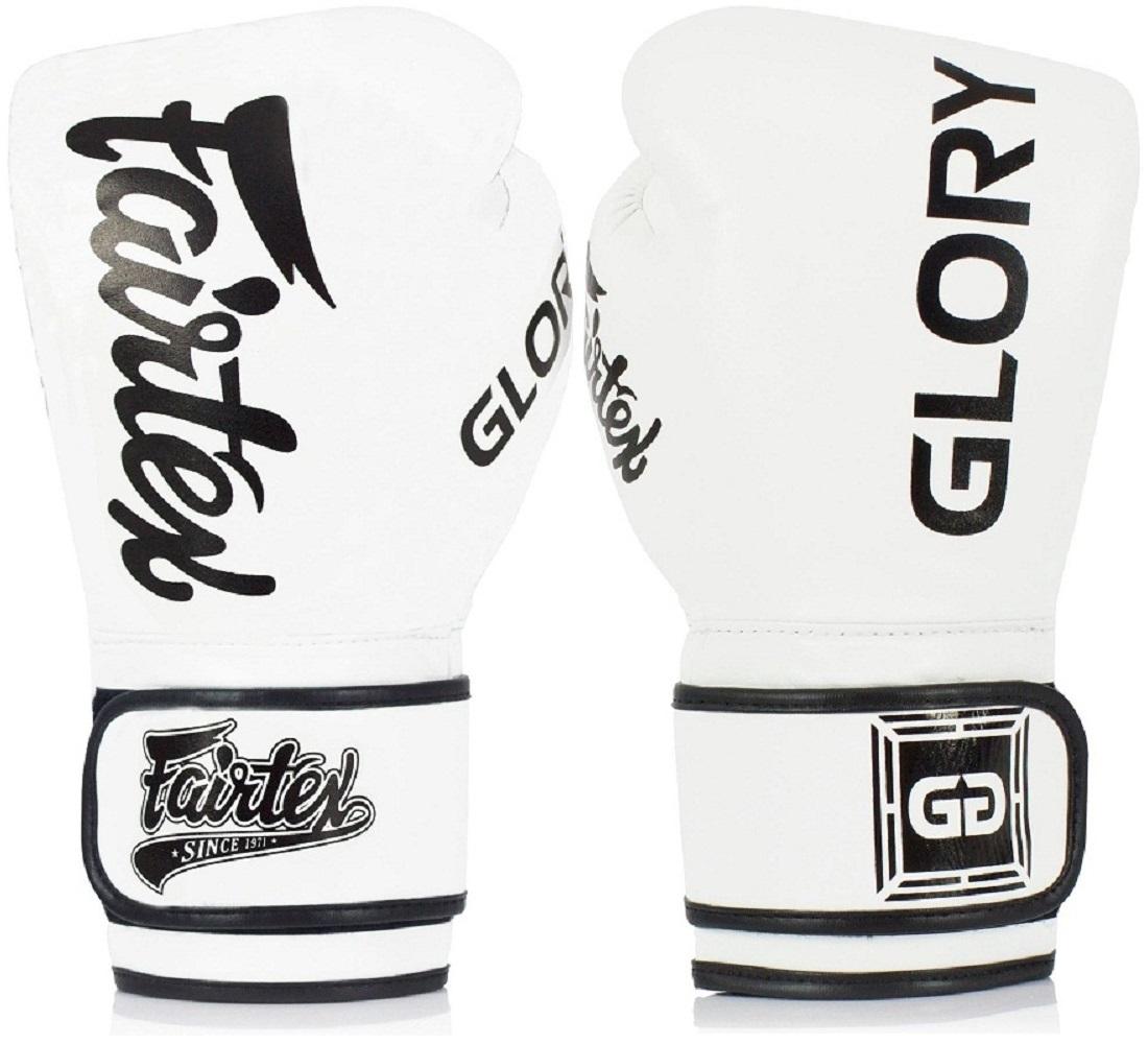 Перчатки Перчатки для бокса Fairtex Competition Gloves BGVG1 White 1.jpg