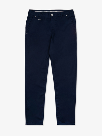 Men's navy slacks