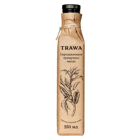 TRAWA, Масло сыродавленное кунжутное, 250мл