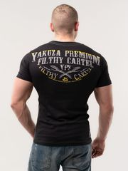 Футболка черная Yakuza Premium 2609