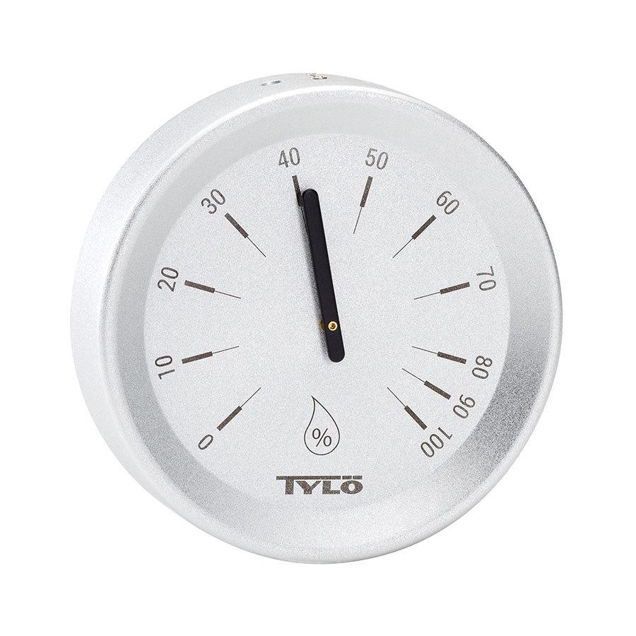 Гигрометр Tylo Premium Brilliant Silver
