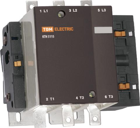 КТН- 5265 265А 400В/АС3 TDM