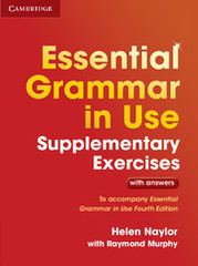 Essential Grammar in Use 3rd Edition Supplementary Exercises with Answers