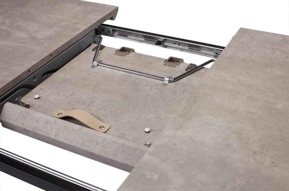 Стол обеденный AVANTI DAKAR (140) BETON (бетон)