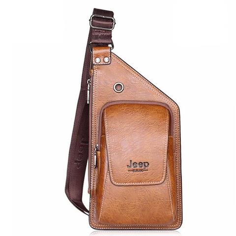 Мужская сумка-рюкзак Jeep Buluo 1943