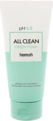 Heimish All Clean Green Foam зеленая пенка для лица 150г