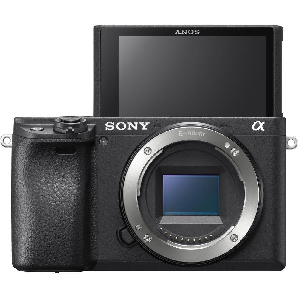 Купить Sony Alpha A6400 без объектива в Sony Centre Воронеж