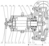 Вал насоса НЦ-60/125А