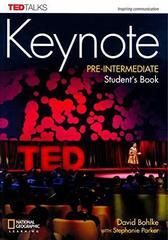 Keynote Pre-Interm SB [with DVD-ROM(x1)]