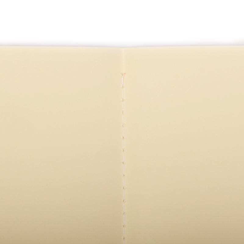 разворот, кремовая бумага, крепление - нитка