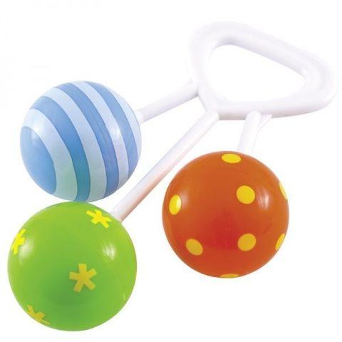 Canpol babies. Погремушка Три шарика, 0+