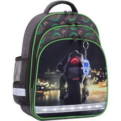 Рюкзак школьный Bagland Mouse 327 хаки 270к (00513702)