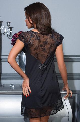 Сорочка женская с кружевом  MIA-MIA Elegance de lux  ЭЛЕГАНС 12035