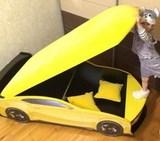Подъемный механизм (газлифт) с ящиком для игрушек