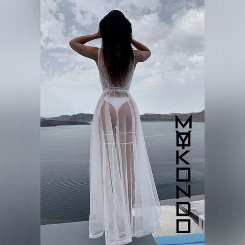 MyMokondo Cloak (Белый, one size)