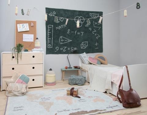 Ковер Lorena Canals I Love Maths (140 x 200)