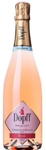 Dopff au Moulin Cremant d'Alsace Rose Brut