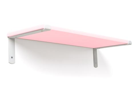 Полка Loft 60 Розовый