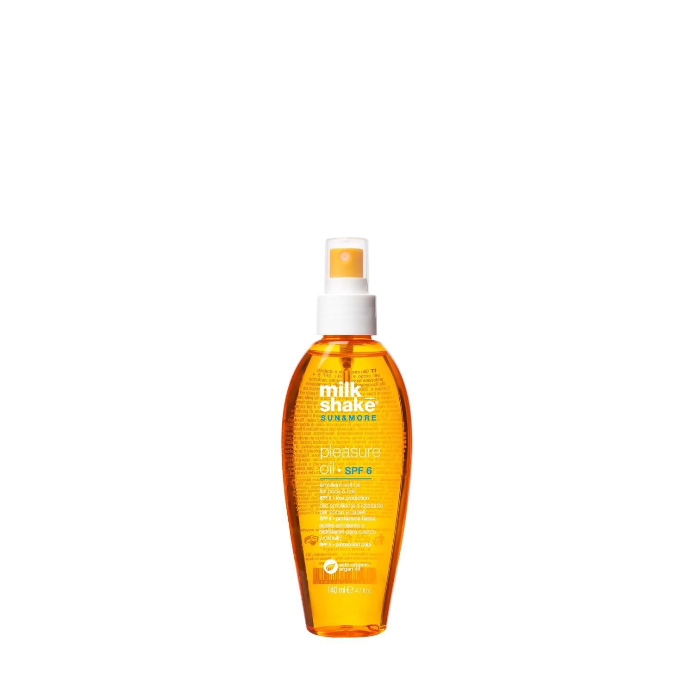 Масло для волос pleasure oil SPF 6 milk shake