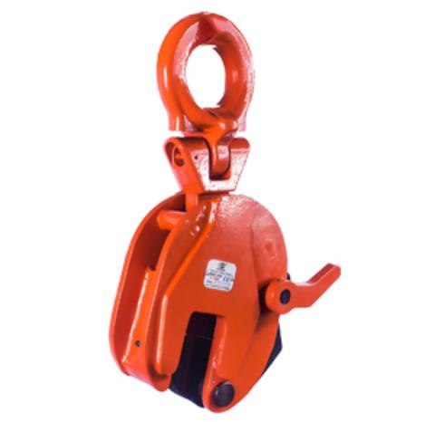 Захват вертикальный TOR DSQA (г/п 1,0 т, лист 0-20 мм) поворотн., шт