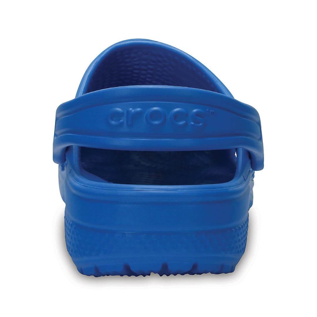 Детские сабо Crocs Classic Kids Ocean голубые