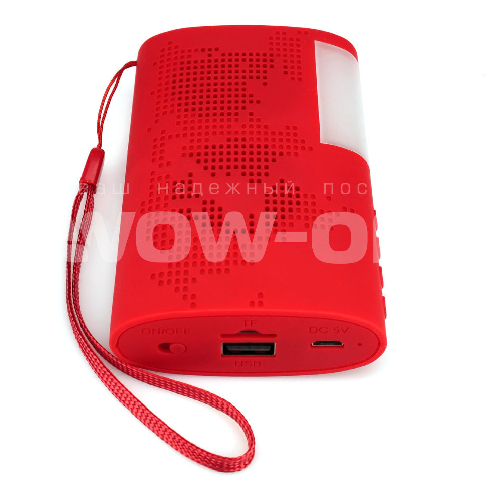 Power Bank Selfie Speaker RK-910 600mAh оптом