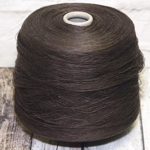Лен 100% TOSCANO / PRATOLINO 2000 коричневый