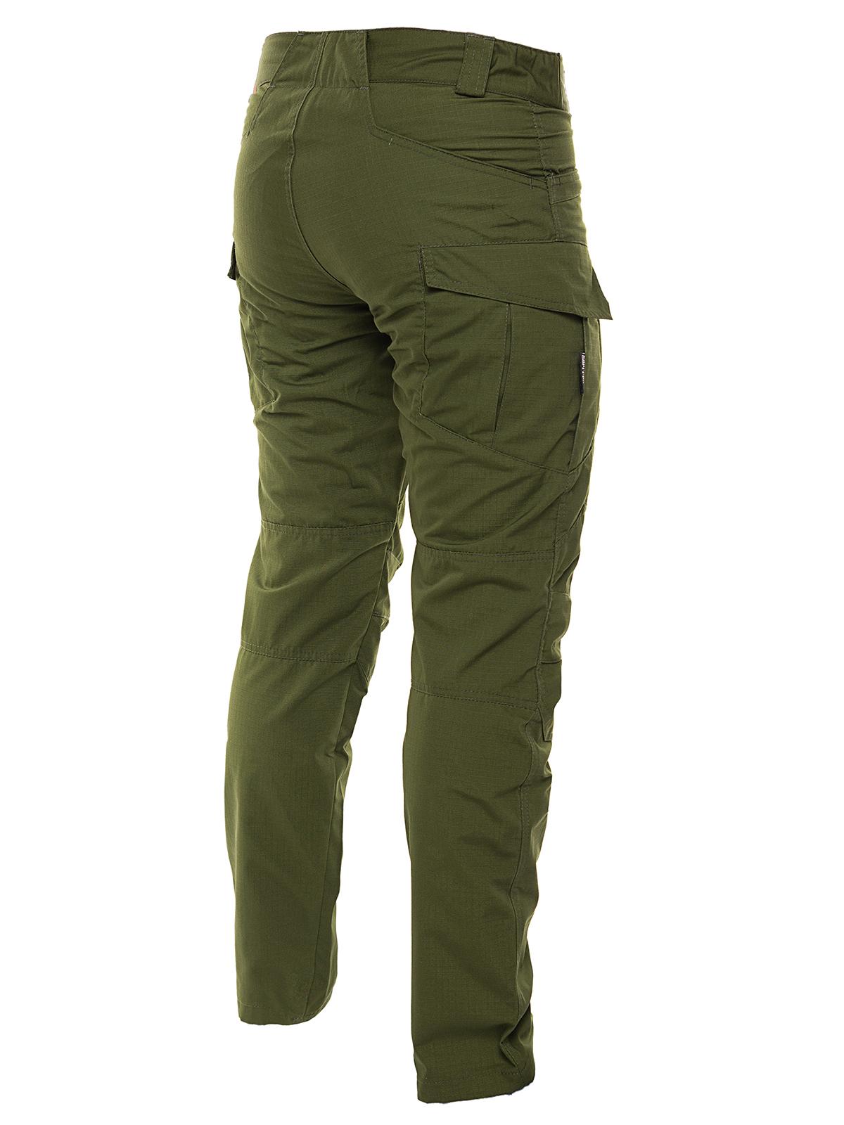 купить городские тактические брюки ВАРГГРАДЪ олива green РИП-СТОП XTRM