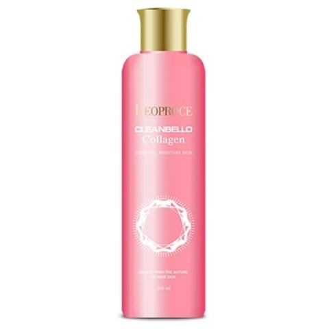 Лосьон для лица увлажняющий с коллагеном Deoproce Cleanbello Collagen Essential Moisture Lotion