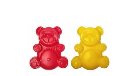 Игрушка медведь Валера и Желтобрюх