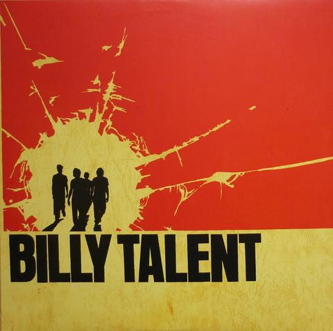 Виниловая пластинка. Billy Talent - Billy Talent