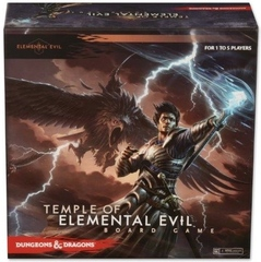 D&D – Temple of Elemental Evil Board Game
