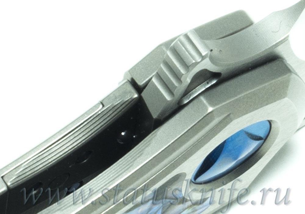Нож Custom Microtech Super Sigil MK6 - Mirror Polish - фотография