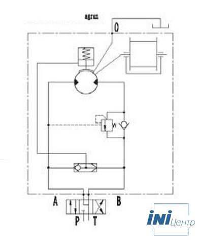 Стандартная лебедка IYJ79-300-253-46-ZP