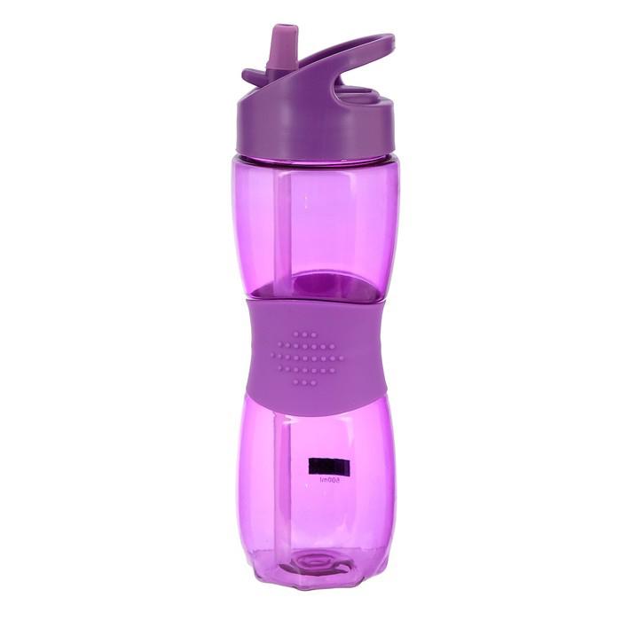 Бутылка для воды Yiyun 0,5 л. фиолетовая