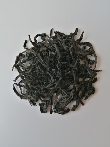 «Ладонь Будды» Фо Шоу - улун из провинции Фуцзянь, Китай