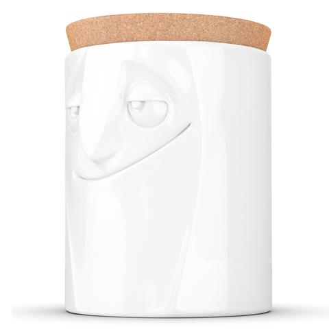 Емкость для хранения Tassen Charming 1,7 л белая