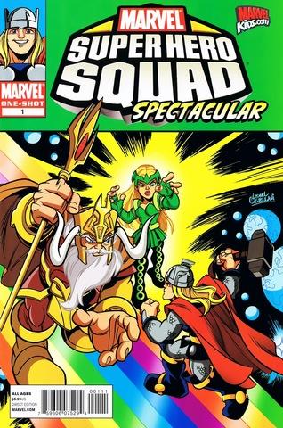 Super Hero Squad Spectacular