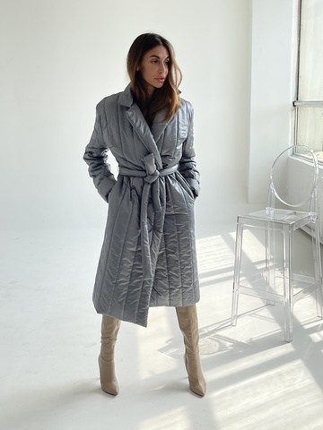 Пуховик - пальто на утеплителе