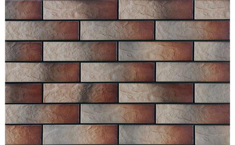Cerrad Alaska, rustiko, 245x65x6.5 - Клинкерная плитка для фасада и внутренней отделки