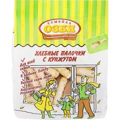Хлебные палочки Семейка ОЗБИ с кунжутом 150 г
